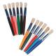S&S Worldwide - Stubby Paint Brush Pack  (pack of 12) Photo