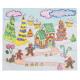 Gingerbread Fun Scene Craft Kit (makes 24)