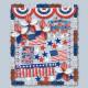 Patriotic Decorating Kit