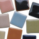 """S&S Worldwide - Luster Tile 7/8"""" Assorted Colors 10lb. Bag Photo"""