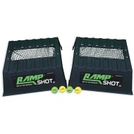 Ramp Shot Ball Toss Game