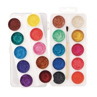Jack Richeson Pearlescent Watercolor Set