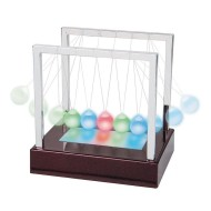 Color Changing Newton's Cradle Spectrum