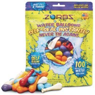 Zorbz™ Self-Sealing Water Balloons (Pack of 100)