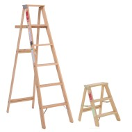 Wood Step Ladders Type 3,