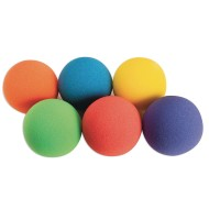 Spectrum™ Light Foam Ball Set, 4