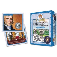 Professor Noggin's Presidents of the US Card Game