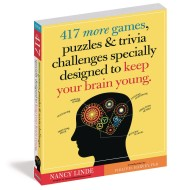 417 More Games Puzzles and Trivia Book