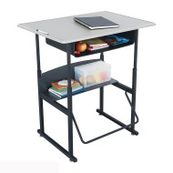 Alphabetter® Adjustable Height Stand Up Desk