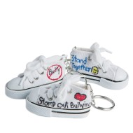 Color-Me™ Sneaker Key Rings