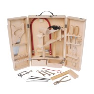 Child Size Real Tool 15-Piece Set