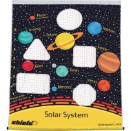 Target Zone® Solar System Target Only