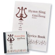 Hymn-Sing with ElderSong Vol. 1 CD/Book Set