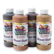 Color Splash!® Gel-Based Wood Stain, 16 oz.