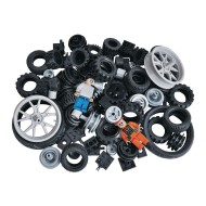 BricTek® Building Blocks Wheels Set
