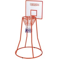 Mini Steel Basketball Goal with Backboard
