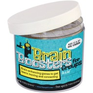 Brain Boosters for Groups In a Jar® Game