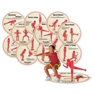 Cardio Hot Spots™ (Set of 12)