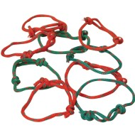 Christmas Friendship Bracelets