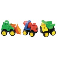 Little Tuffies Truck Set