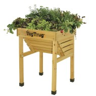 VegTrug™ Kids' Elevated Wall Hugger Planter
