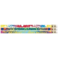 Birthday Pencils