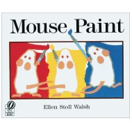Mouse Paint Book