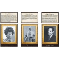 Influential Black Americans Bulletin Board Accents