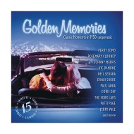 Golden Memories Music CD
