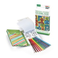 Crayola® Creative Escapes Coloring Folio