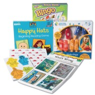 Letters And Sounds Easy Pack, PreK - Kindergarten