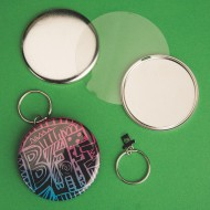Key Chain Parts for Button Maker (AC598)