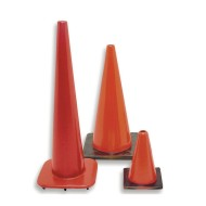 Weighted Bottom Orange Cone - 28