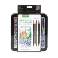Crayola® Signature™ Brush & Detail Markers