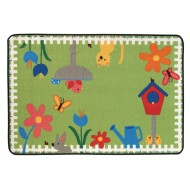 Garden Time Value Rug