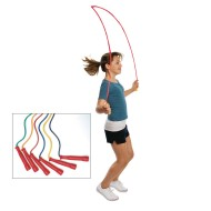 Spectrum™ Jump Ropes,  (Set of 6)