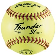 Dudley® ASA Thunder Fast Pitch Softball 12