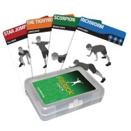 FitDeck® Jr. Exercise Playing Cards