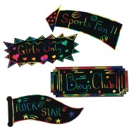 Scratch-Art® Signs