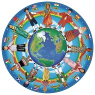 Melissa & Doug® Children Around the World Floor Puzzle