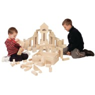 Melissa & Doug® Natural Unit Blocks