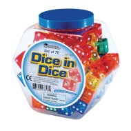 Dice in Dice Set