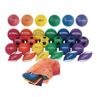 Spectrum™ Sports Ball Plus Youth Size Easy Pack