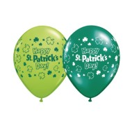 St Patricks Day Balloon (Pack of 25)