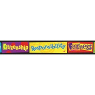 Character Education Bulletin Board Border