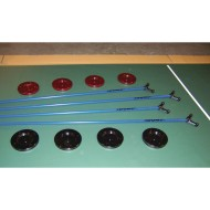 Institutional Shuffleboard Set