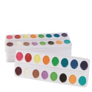 Color Splash!® Watercolor Refill Trays