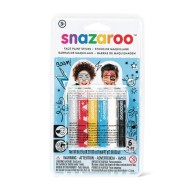 Face Painting Sticks - Super Hero Set
