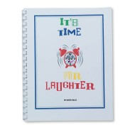 It's Time for Laughter Book