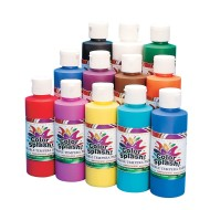 Color Splash!® Washable Tempera Paint